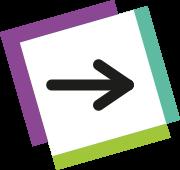 logo pijl byannemieke